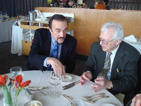 Philip Zimbardo and Anthony DeLuca